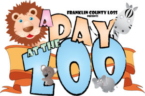 Franklin County LOSS presents A Day at the Zoo! logo